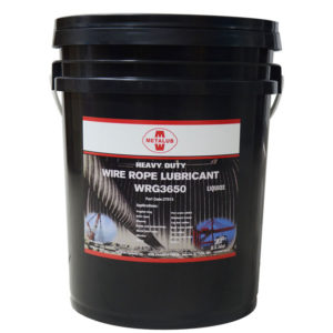 Wire Rope Lubricant WRG3650
